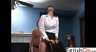 Fetishon - strapped spanking hd porn videos