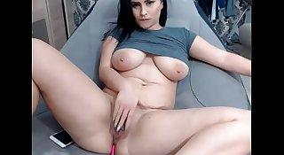 Chiling and masturbating fun