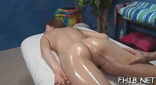Bare massage video