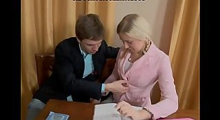 fuck and cumshot Young blonde